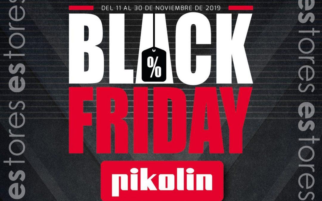 ¡Descuentos del 60% en el Black Friday de Estores!