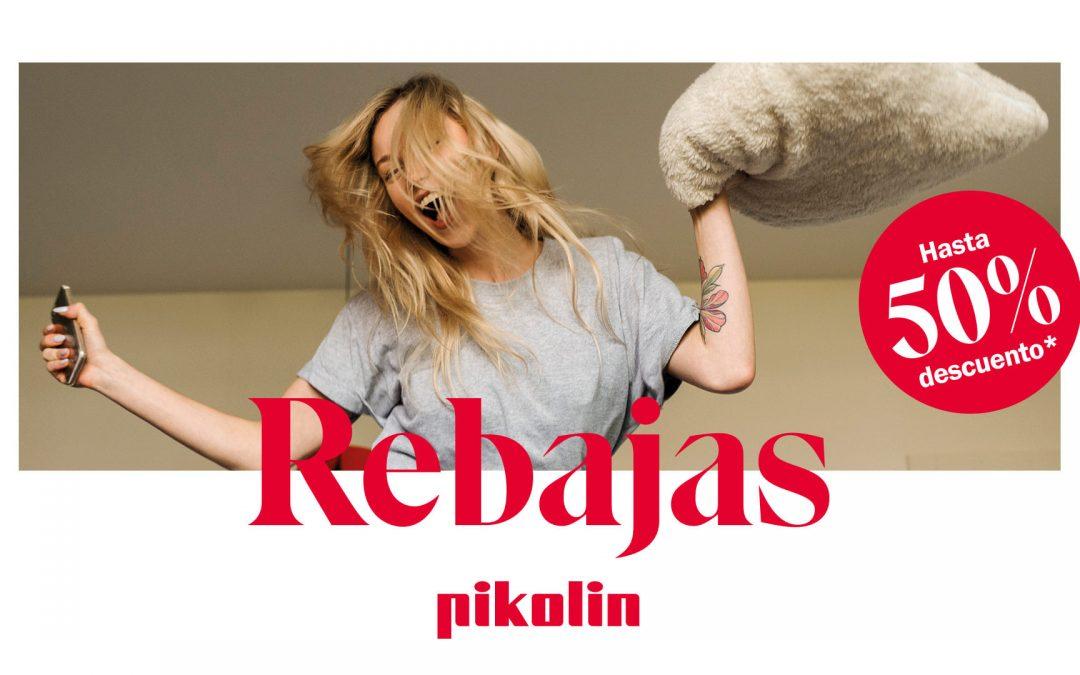 Rebajas de enero: 50% de descuento en Pikolin